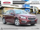 Used 2015 Chevrolet Cruze 1LT Turbo Sedan - for sale in Markham, ON