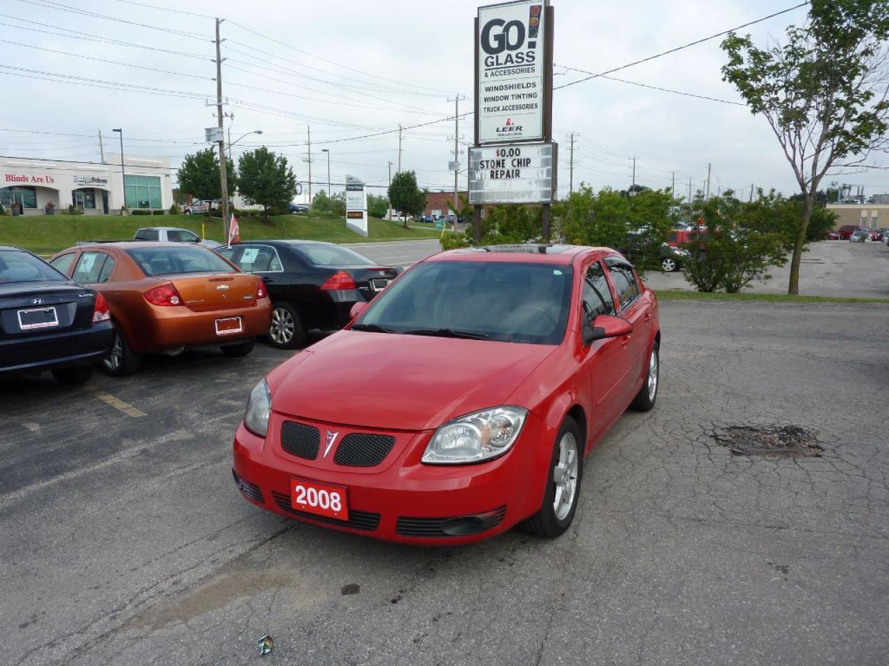 Photo of Red 2008 Pontiac G5