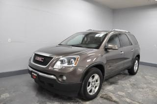 Used 2011 GMC Acadia  SLE 8 PASS.''' ONE OWNER''' SLE for sale in Kitchener, ON