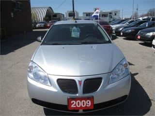 Used 2009 Pontiac G6 SE for sale in Kitchener, ON