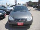Used 2007 Hyundai Elantra GL for sale in Kitchener, ON