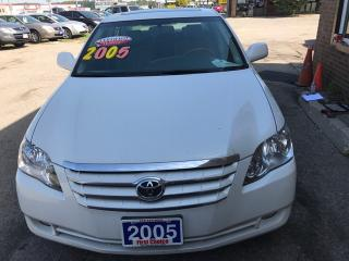 Used 2005 Toyota Avalon Touring  for sale in Kitchener, ON