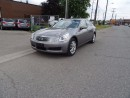 Used 2008 Infiniti G35X Luxury.Low Kms. Extended warranty available. for sale in Brampton, ON