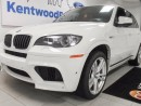 Used 2013 BMW X5 M X5 M V8 NAV, sunroof, power leather heated seats, racecar red interior! for sale in Edmonton, AB