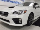 Used 2016 Subaru WRX 2.0LM AWD, NAV, sunroof, manual, push start. It's the subaru that's meant for you! for sale in Edmonton, AB