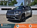 Used 2016 Jeep Grand Cherokee Overland for sale in Richmond, BC