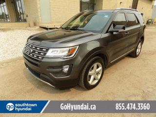 Used 2016 Ford Explorer Leather/Moonroof/Nav for sale in Edmonton, AB