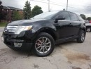 Used 2008 Ford Edge Limited for sale in Whitby, ON