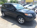 Used 2007 Hyundai Santa Fe GL/AUTO/ALLOYS/CLEAN CARPROOF for sale in Pickering, ON