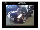 Used 2006 Pontiac Solstice ONLY 46,000KM!! LEATHER, 5SPD, A/C, POWER GROUP! for sale in Orleans, ON