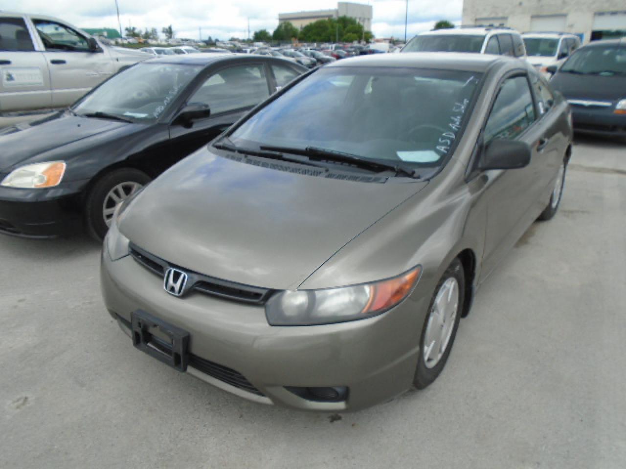 2008 Honda Civic (Canada)
