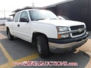 Used 2003 Chevrolet SILVERADO 1500 LT EXT CAB 4WD for sale in Calgary, AB