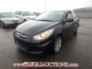 Used 2013 Hyundai ACCENT GL 4D SEDAN AT 1.6L for sale in Calgary, AB