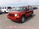 Used 2009 Jeep Patriot Sport 4D Utility FWD 2.4L for sale in Calgary, AB