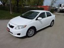 Used 2010 Toyota Corolla CE | REMOTE START for sale in Brampton, ON