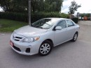 Used 2012 Toyota Corolla LE for sale in Brampton, ON