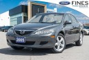 Used 2005 Mazda MAZDA6 GS - YOU CERTIFY & YOU SAVE! for sale in Bolton, ON