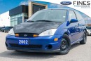 Used 2002 Ford Focus SVT - YOU CERTIFY & YOU SAVE! for sale in Bolton, ON
