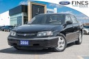 Used 2004 Chevrolet Impala YOU CERTIFY & YOU SAVE! for sale in Bolton, ON