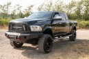 Used 2015 Dodge Ram 3500 LIMITED  MEGACAB 4 BDS LONG ARM LIFT for sale in Langley, BC