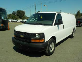 Used 2012 Chevrolet Express 2500 EXTENDED CARGO VAN for sale in Burnaby, BC