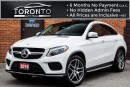 Used 2016 Mercedes-Benz GLE-Class 350D coupe+Navigation+AMG pkg+360 camera for sale in North York, ON