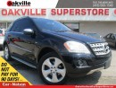 Used 2010 Mercedes-Benz ML-Class ML350 BlueTEC 4MATIC   SUNROOF   for sale in Oakville, ON