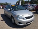 Used 2010 Toyota Corolla CE for sale in Kentville, NS