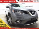 Used 2015 Nissan Rogue SL| LEATHER| PANO ROOF| NAVI| AWD| for sale in Burlington, ON