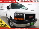 Used 2015 GMC Savana 2500 1WT| 10 TO CHOOSE FROM| LOW KM'S| for sale in Burlington, ON