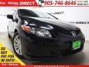 Used 2012 Honda Civic EX| SUNROOF| ONE PRICE INTEGRITY| for sale in Burlington, ON