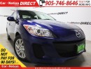 Used 2012 Mazda MAZDA3 GX| WE WANT YOUR TRADE| LOCAL TRADE| for sale in Burlington, ON
