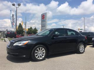 Used 2013 Chrysler 200 LX ~Low Km ~Solid Value ~Alloy Wheels for sale in Barrie, ON