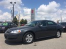 Used 2010 Chevrolet Impala LT ~Low Km  ~P/Seat ~Dual Zone Climate Controls for sale in Barrie, ON