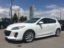 Used 2012 Mazda MAZDA3 GT ~Low Low Km's ~Heated Seats ~Power Sunroof for sale in Barrie, ON