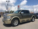 Used 2013 Dodge Ram 1500 Longhorn Crew 4X4 ~Low Km ~Nav ~RearView Camera for sale in Barrie, ON