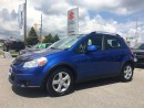 Used 2012 Suzuki SX4 JLX ~Low Km ~All-Wheel Drive ~Heated Seats for sale in Barrie, ON
