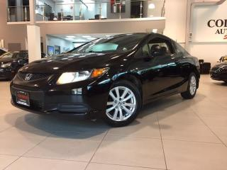 Used 2012 Honda Civic Cpe EX-POWER SUNROOF for sale in York, ON