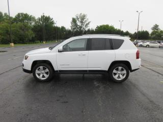 Used 2016 Jeep COMPASS SPORT NORTH EDITION 4X4 for sale in Cayuga, ON