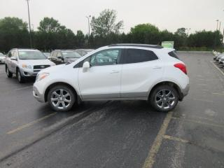 Used 2013 Buick ENCORE PREMIUM AWD for sale in Cayuga, ON