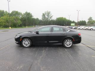 Used 2015 Chrysler 200 C FWD for sale in Cayuga, ON