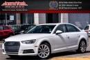 Used 2017 Audi A4 Komfort |Quattro|Conven.Pkg|Leather|Sunroof|KeylessGo|PkAsst.|18