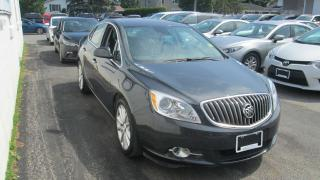 Used 2014 Buick Verano Leather Package for sale in North Bay, ON