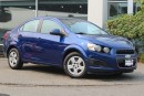 Used 2012 Chevrolet Sonic LS B.C OWNED! for sale in Surrey, BC