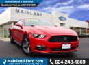Used 2016 Ford Mustang V6 VERY LOW KM'S, LOCAL, NO ACCIDENTS for sale in Surrey, BC