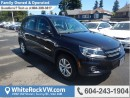 Used 2014 Volkswagen Tiguan Trendline CRUISE CONTROL, KEYLESS ENTRY & A/C for sale in Surrey, BC