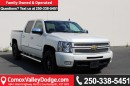 Used 2013 Chevrolet Silverado 1500 LTZ ONE OWNER, PARK ASSIST,  BLUETOOTH, KEYLESS ENTRY, PARK ASSIST, HEATED SEATS, TOW PKG for sale in Courtenay, BC
