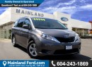 Used 2013 Toyota Sienna LE 8 Passenger LOCAL, LOW KM'S for sale in Surrey, BC