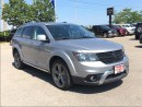 Used 2015 Dodge Journey CROSSROAD**ALL WHEEL DRIVE**7 PASSENGER SEATING** for sale in Mississauga, ON