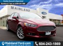 Used 2013 Ford Fusion Titanium LOCAL, NO ACCIDENTS, LOW KM'S for sale in Surrey, BC